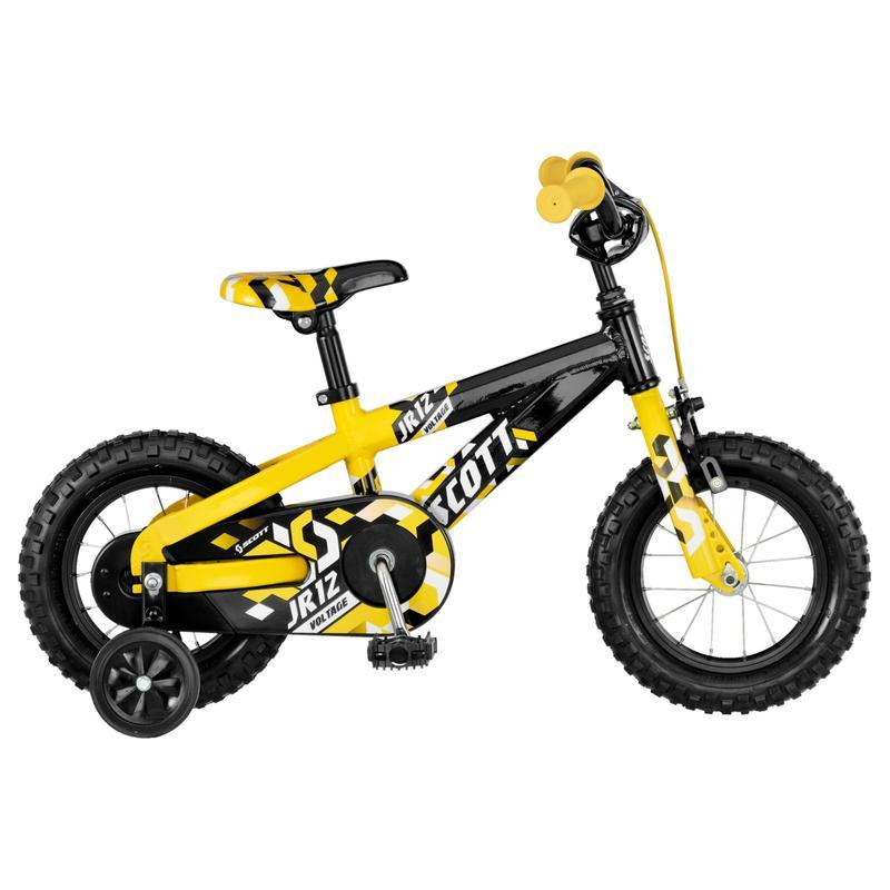 66997f0908e1d Detský bicykel SCOTT-Voltage jr 12 -