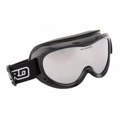 Juniorské lyžiarske okuliare BLIZZARD BLIZ Ski Gog. 907 DAZO, black shiny, rosa2, silv