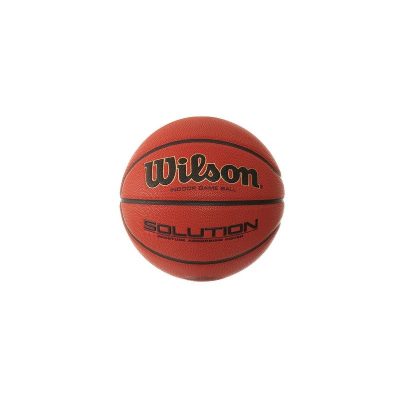 4eac81abfafc2 Basketbalová lopta WILSON-SOLUTION SZ 5 BBALL -