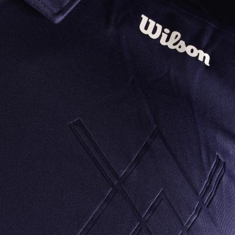 WILSON-COUNTRY CLUB SS POLOSHIRT NAVY