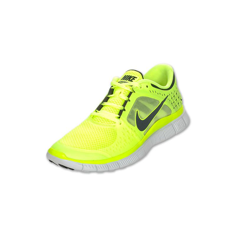 Pánska bežecká obuv NIKE-NIKE FREE RUN+ 3 b - 50a93a56a3f