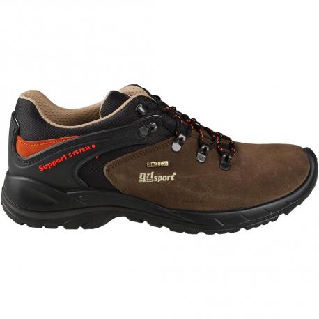 Turistická obuv nízka GRISPORT-Cellole - Pánska a dámska turistická obuv s membránou GriTex a stabilizačným systémom na spevnenie členku Support systém.