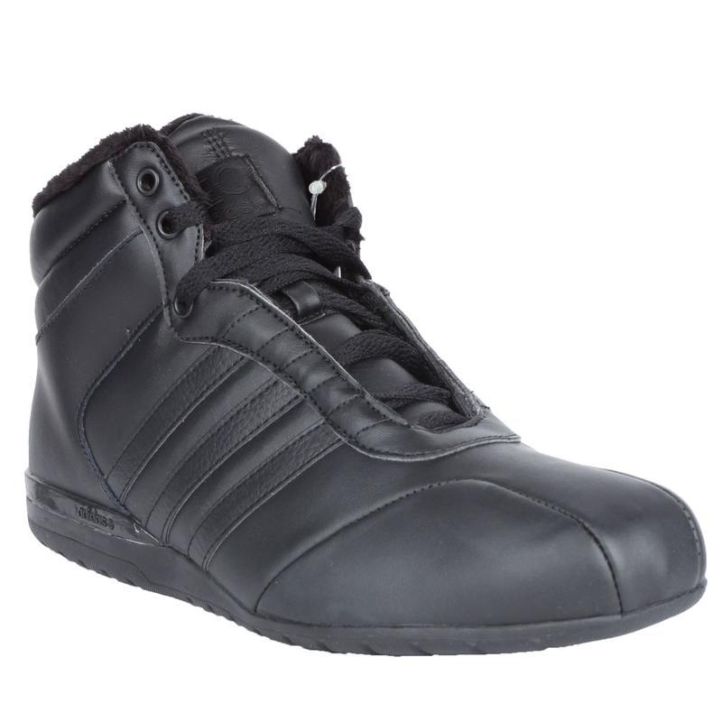new styles e38bb 53643 Zimná obuv stredná ADIDAS NEO-RUNNEO STYLE MID black - Štýlová pánska obuv  Adidas s