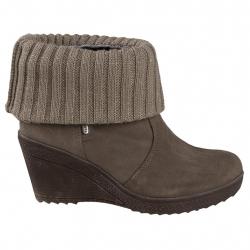 Dámska zimná obuv vysoká 2a-SUEDE WOOL b83bc68ffc5