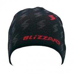 Zimná čiapka BLIZZARD-Magnum cap, black/red