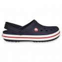 Rekreačná obuv CROCS-CROCBAND - NAVY - Dámske a pánske sandále značky Crocs.