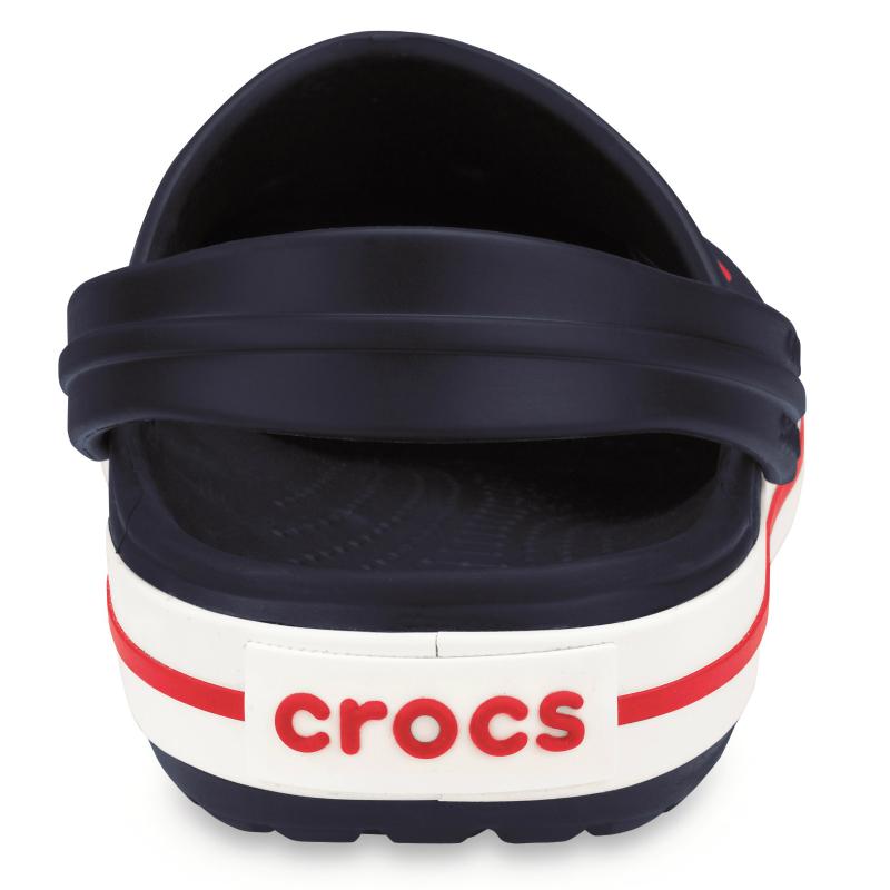 Kroksy (rekreačná obuv) CROCS-CROCBAND - NAVY -