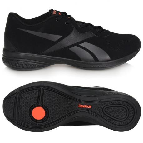 najtańszy buty sportowe autoryzowana strona REEBOK-DYNAMIC STEP LOW 3 / SYNNUBUCK/BLACK/VITAMIN C | EXIsport Eshop