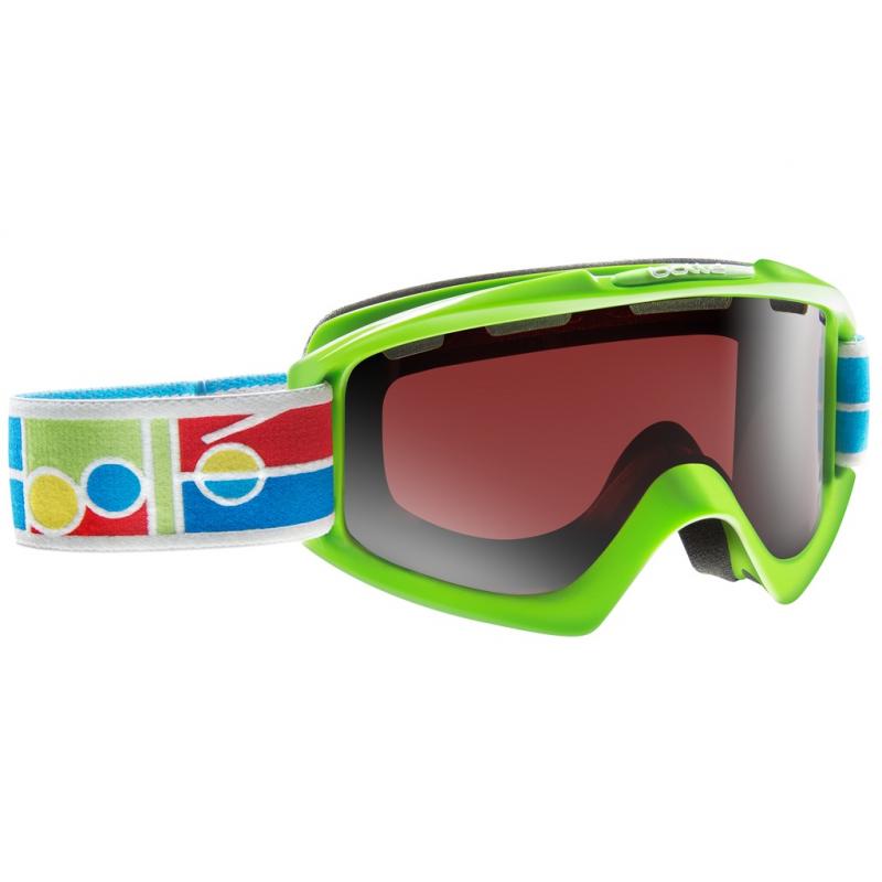 Lyžiarske okuliare BOLLE-NOVA Green-Vermillon Gun - a5425099e52