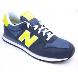 Rekreačná obuv NEW BALANCE-GM500SMN White/Blue