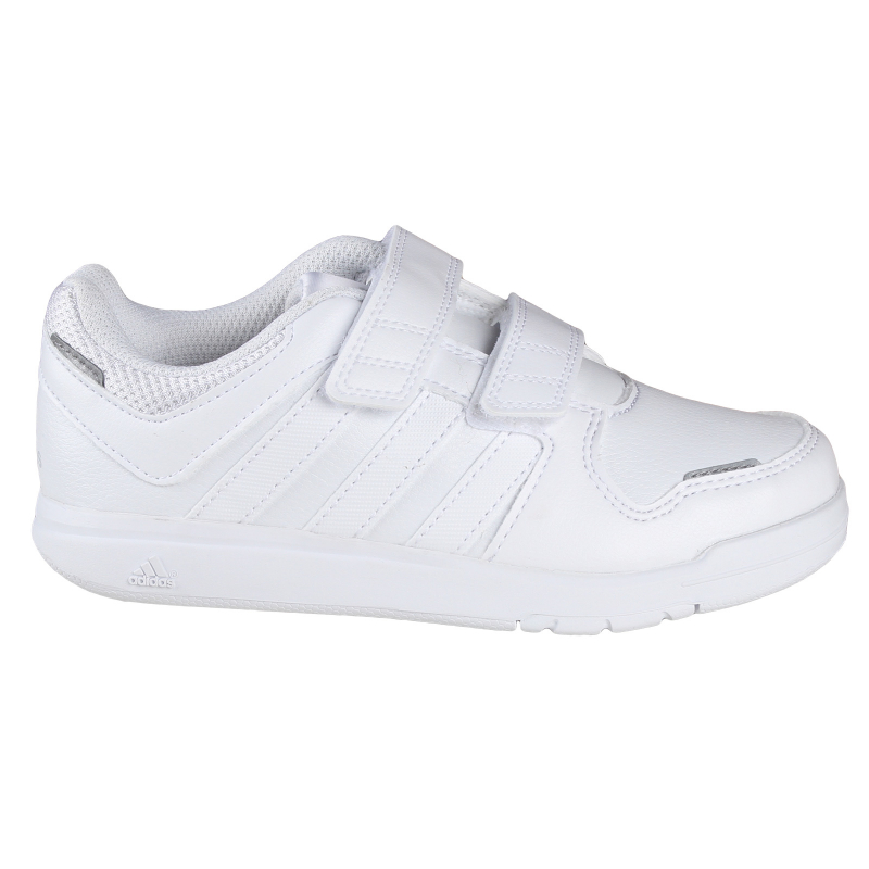 Rekreačná obuv ADIDAS-LK Trainer 6 CF K CWHITE CWHITE CLGREY - Detské e3ace17569