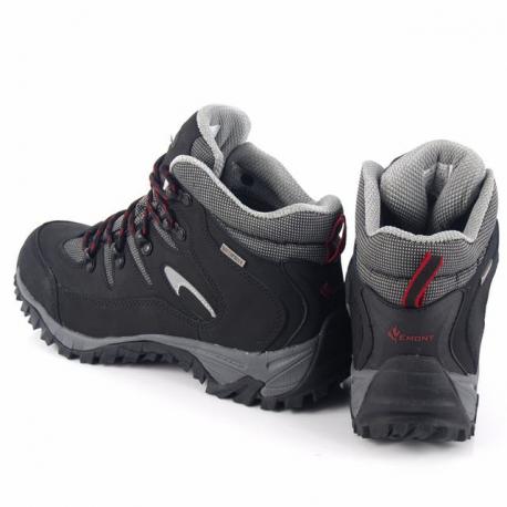 Turistická obuv stredná VEMONT-Bergamo - Pánskatrekingová obuv značky Vemont.