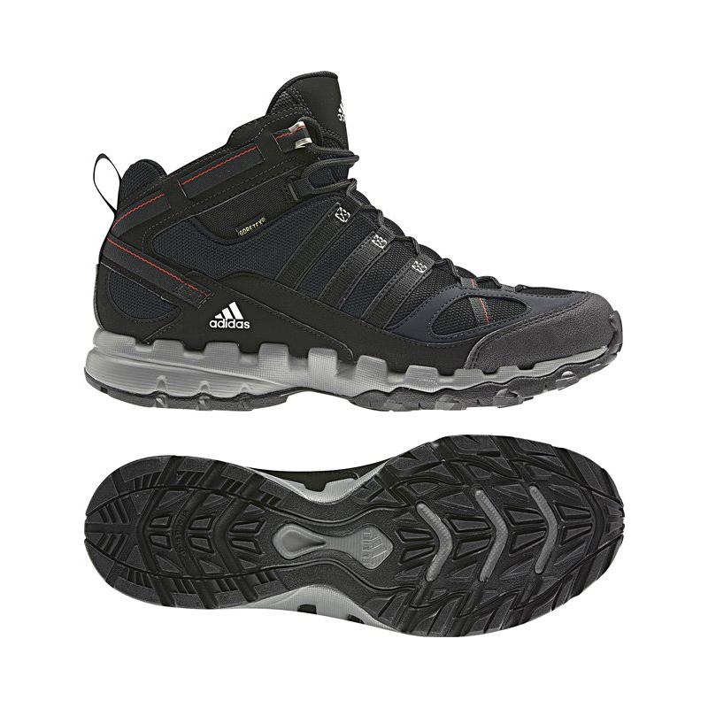Pánska turistická obuv stredná ADIDAS-AX 1 MID GTX - ebbe665717c