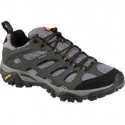 Pánska turistická obuv nízka MERRELL-MOAB GTX BELUGA