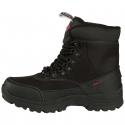 Pánska zimná obuv vysoká EVERETT-Nordur 15/16 - Pánska zateplená obuv vhodná na turistiku s nepremokavou membránou TexDryve, vďaka ktorej budú Vaše nohy v suchu a pohodlí.