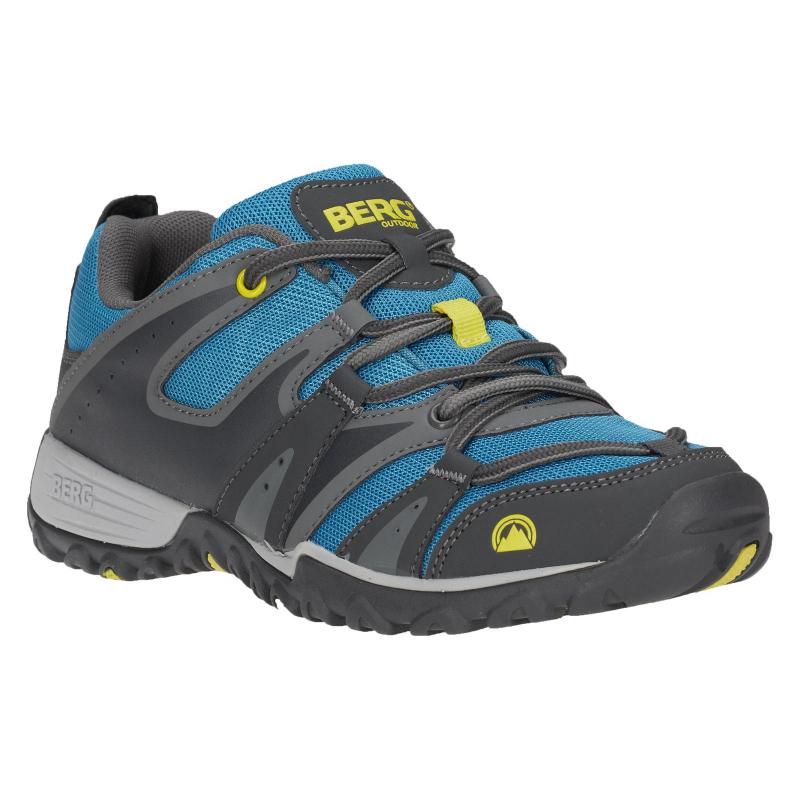 ac93552b27c6 Turistická obuv nízka BERG OUTDOOR-GRYSBOK EVO WM BL OD BLUE - Dámska turistická  obuv značky Berg