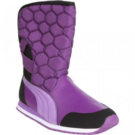Dámska zimná obuv vysoká PUMA-Lady B Jr