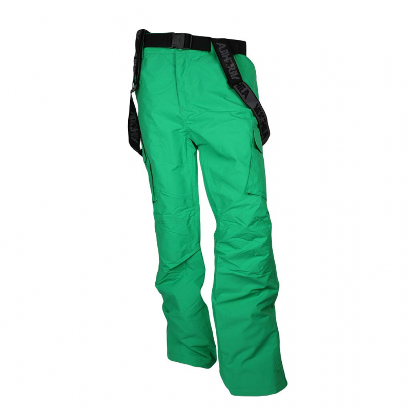 5d312cdb9f17 Pánske snowboardové nohavice AUTHORITY-PARMION -