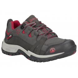 Turistická obuv nízka BERG OUTDOOR-BOBAK_WP_WM_GR_OD:GREY