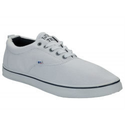 Pánska rekreačná obuv RUSSELL ATHLETIC-Oxford Lace White