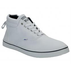 Pánska rekreačná obuv RUSSELL ATHLETIC-Mid Cut White
