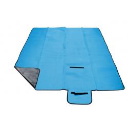 Deka CALTER PIKNIK DEKA CUTTY,1.5x1.3m,BLUE TRL