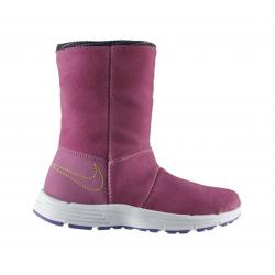 Dievčenská zimná obuv vysoká NIKE-DF JILL BOOT (PS) VIOLA/ATMC GREEN-MDM VLT-WHITE