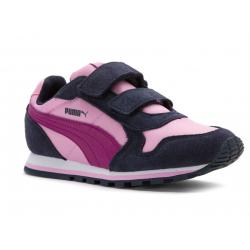 Detská rekreačná obuv PUMA-ST Runner NL V PS Pastel Lavender-Puma W