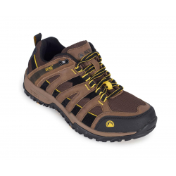 Turistická obuv nízka BERG OUTDOOR-MEERKAT MUSTANG