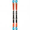 BLIZZARD WCS IQ, orange/black/white + IQ TP10 CM2 - 80