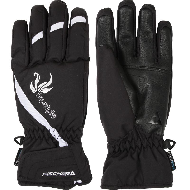0fc513680 Dámske lyžiarske rukavice FISCHER-RUKAVICE ALPIN MY STYLE
