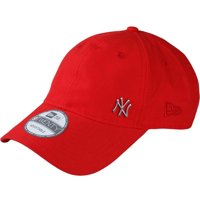 Pánska šiltovka NEW ERA-FA16 920 MLB FLAWLESS LOGO NEW YORK YANKEES SCARLET  - Šiltovka 8263c6883d8b