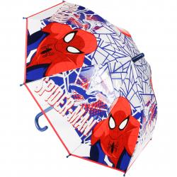 Detský dázdnik JFK Detský dáždnik automatický, neskladací 46 cm, SpiderM