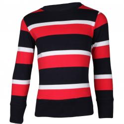 Tričko s dlhým rukávom AUTHORITY-TERMEA G red
