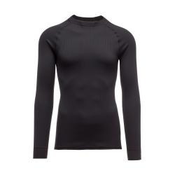 Termo tričko s dlhým rukávom THERMOWAVE-Mens long sleeve shirt PRIME black