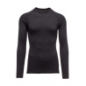 THERMOWAVE-Mens long sleeve shirt PRIME black