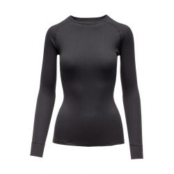 Termo tričko s dlhým rukávom THERMOWAVE-Womens long sleeve shirt PRIME black