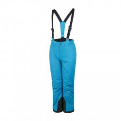 Detské lyžiarske nohavice COLOR KIDS-Salix cover pants-Blue