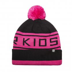 Detská zimná čiapka COLOR KIDS-Switter Hat-Pink