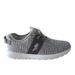 Rekreačná obuv FREEWALK Woven Grey man