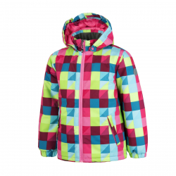 COLOR KIDS-Saigon jacket AOP-Pink