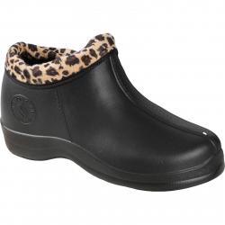 Gumáky FLAME SHOES-Flamky - plastic shoes B2016 black