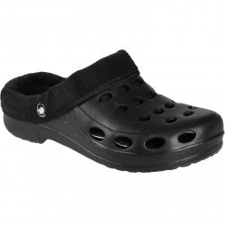 Rekreačná obuv FLAME SHOES-Flamky - plastic shoes A002 winter black