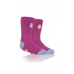 Detské ponožky HEAT HOLDERS-Dievčenské DISNEY PRINCESS