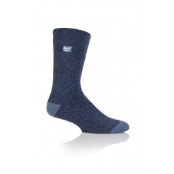 Pánske ponožky HEAT HOLDERS-Pánske ponožky LITE jeansová