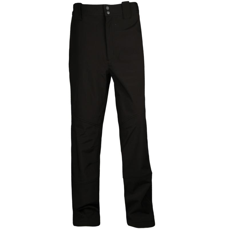 580936fb4ec1 Pánske lyžiarske softshellové nohavice AUTHORITY-NERREO black - Pánske  softshellové nohavice značky Authority.