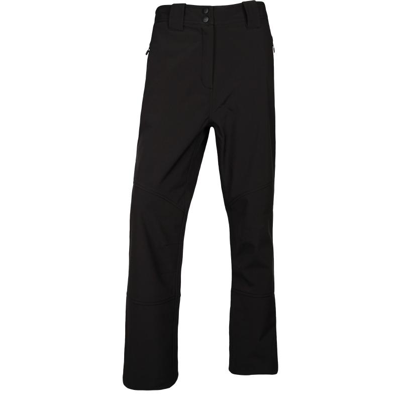 da59699a5eb1 Dámske lyžiarske softshellové nohavice AUTHORITY-NERREA black