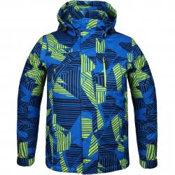Detská lyžiarska bunda AUTHORITY-KIDDE B blue