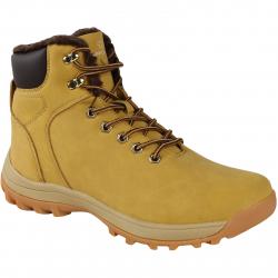 Juniorská zimná obuv stredná LANCAST-MACRO yellow Jr.