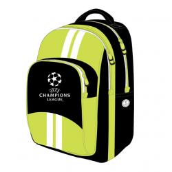 Školský ruksak MIRA UCL GREEN Plecniak študent MIR BLK A